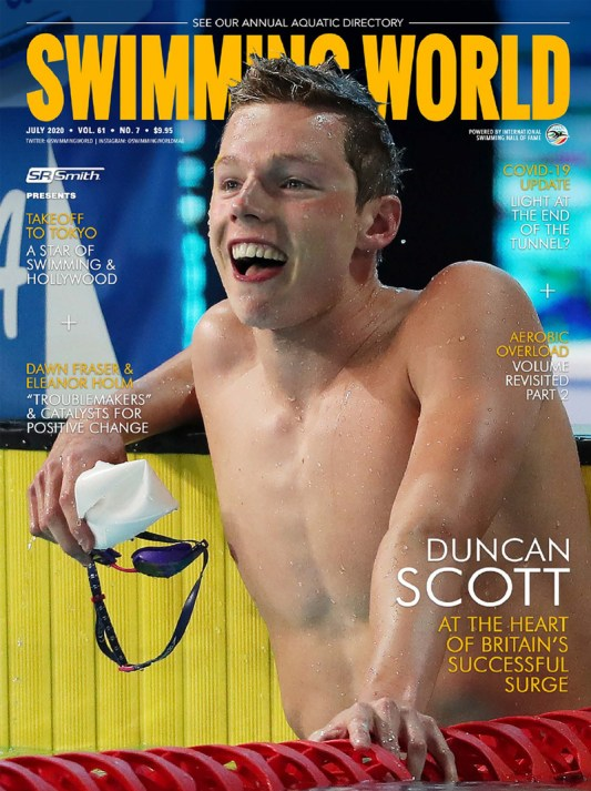 SW July 2020 - Duncan Scott - Heart of Britain's Successful Surge - Cover