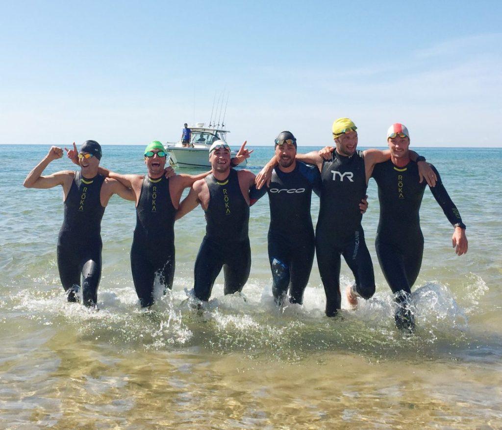 epic-swim-2020-lake-michigan-finish