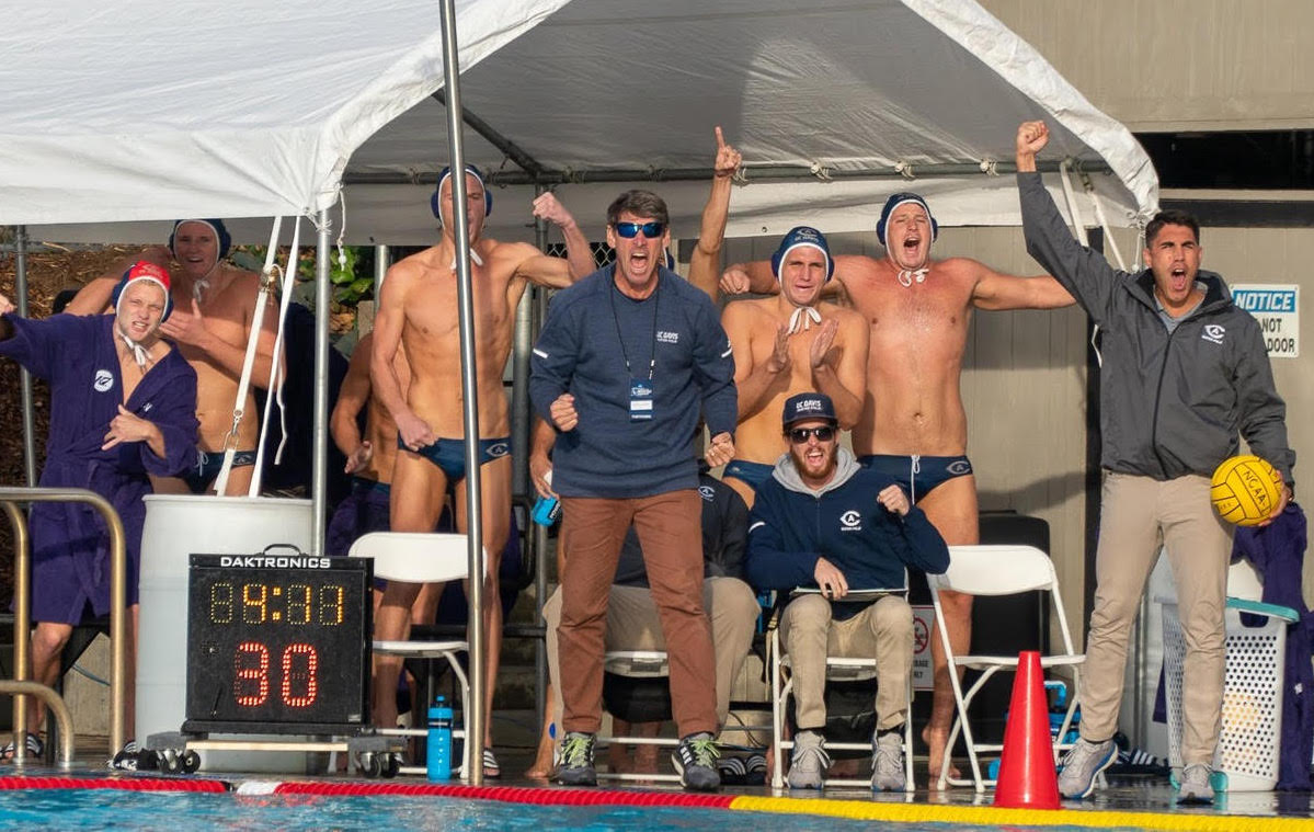 In a Decade at UC Davis, Leyson Bring Harmony to Aggie Water Polo - Swimming World News