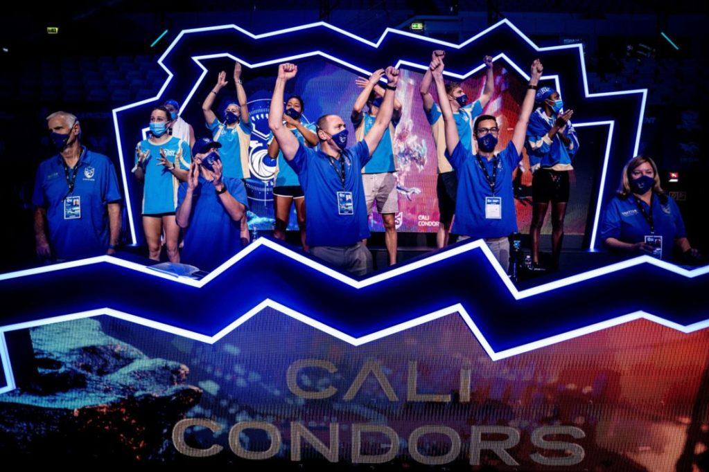 Cali Condors Swim Team