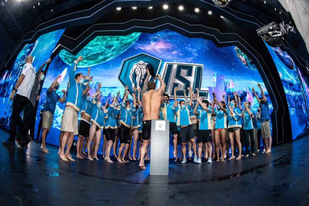 International Swimming League ISL