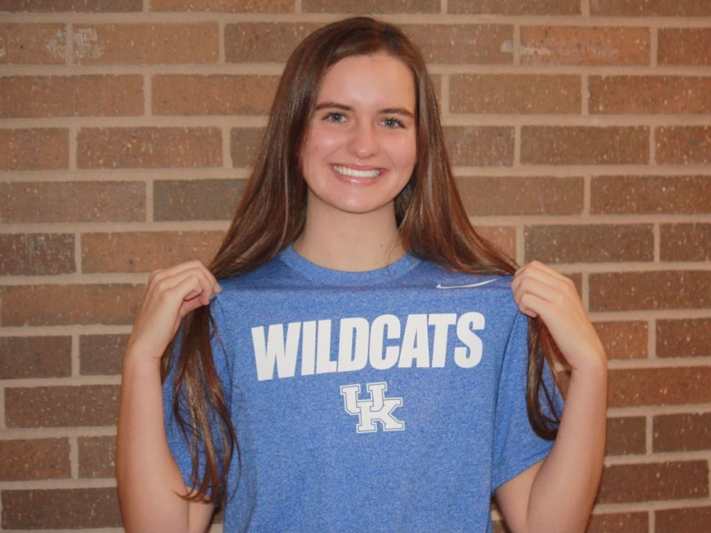 Grace Frericks uk kentucky