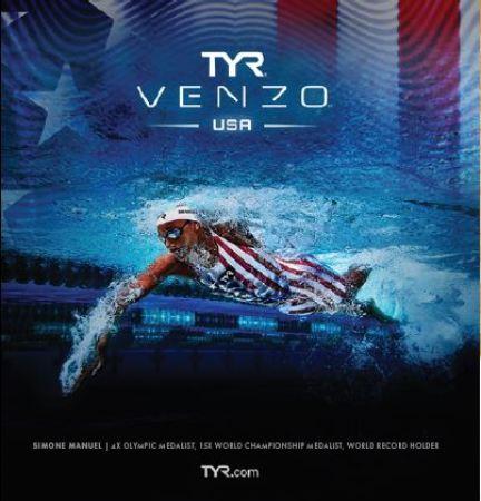 TYR Venzo ad