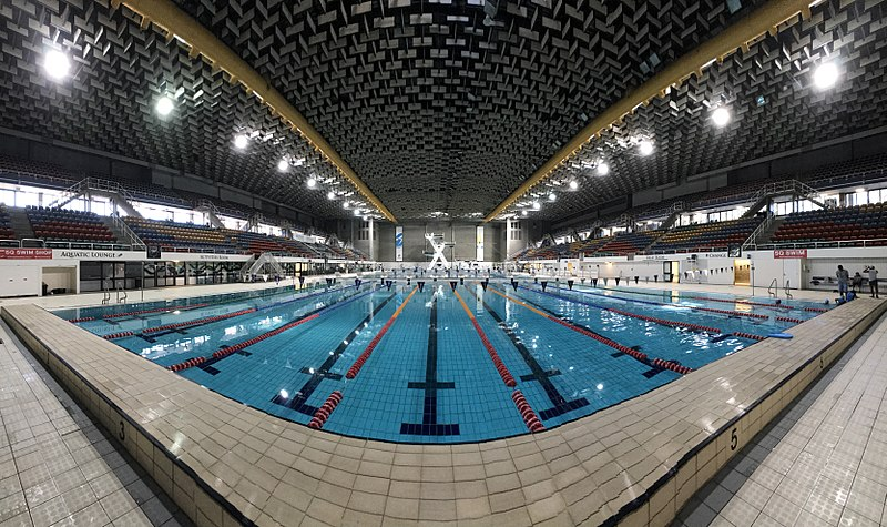 Brisbane Aquatic Center