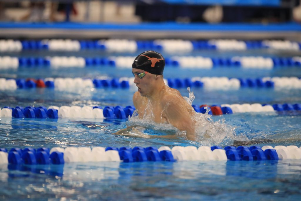 carson foster, texas longhorns, 2021 men's ncaa swimming championships