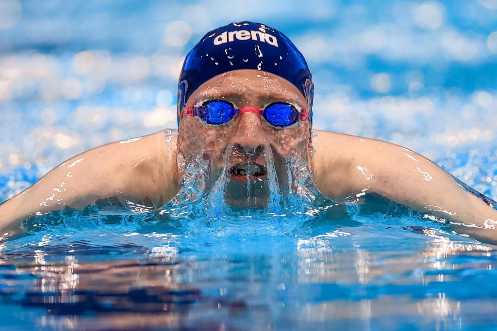 16th April 2021, London Aquatics Centre, London, England ; 2021 British Swimming Selection Trials