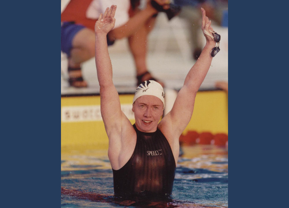 Swimming World June 2021- Takeoff To Tokyo - How Irelands Michelle Smith Became A Poster GIrl For Cheating
