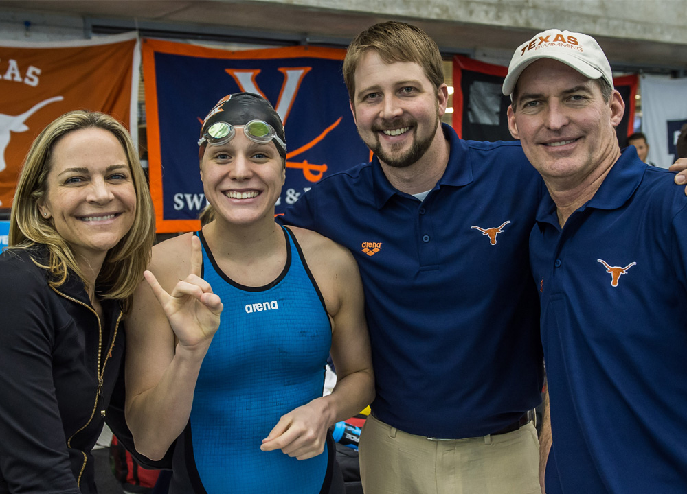 Swimming World May 2021 Guttertalk Should Relays Be Held As Timed Finals At Future NCAA Championships - Sponsored By Colorado Time Systems