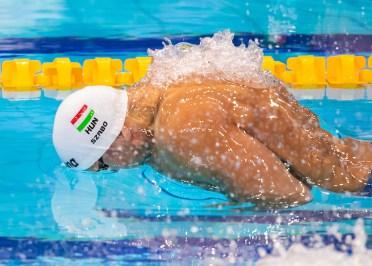 Szebasztian Szabo 2021 European Championships