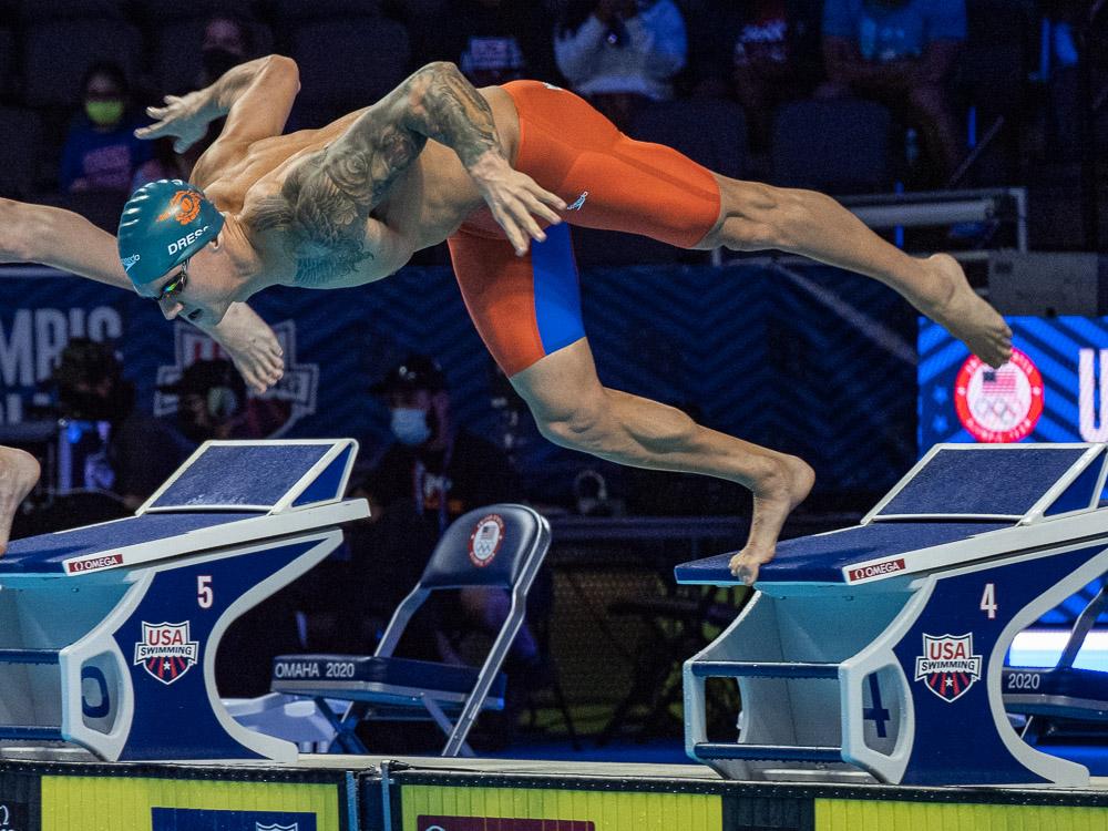 caeleb-dressel, olympic trials