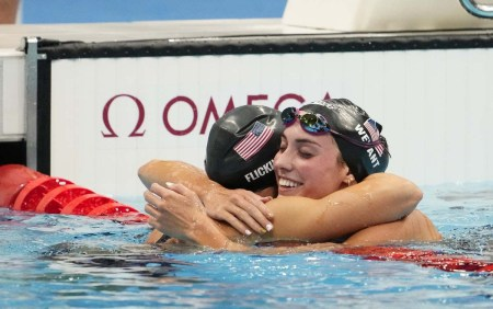 emma weyant, hali flickinger, 400 IM, tokyo olympics