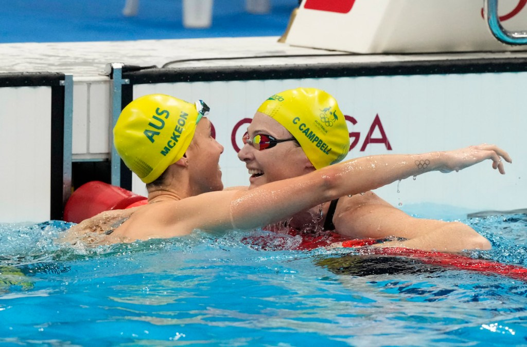 Emma McKeon Crowned Queen Of The Pool, Third Tokyo Gold in ...