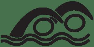 Svøm-Ud logo