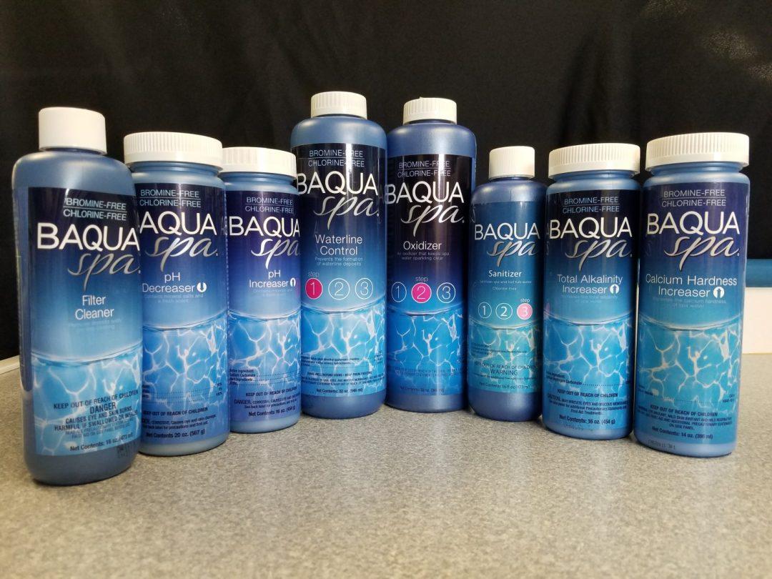Baqua Spa Chemicals