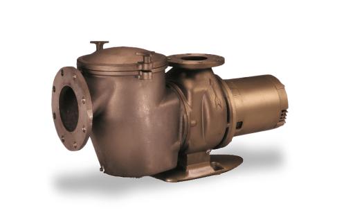 Aurora Pump, 15hp, 600GPM @ 70'TDH – Swimtime