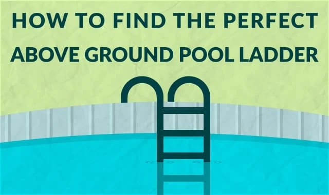 Ground Ladders Pool Above