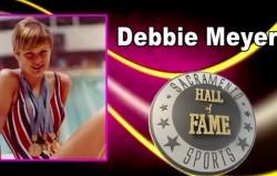 Debbie Meyer - all images, Sacramento Hall of Fame video stills