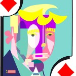 Play your Trump card in diamonds