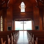 Chapel at Top of the Rock overlooks Table Rock Lake