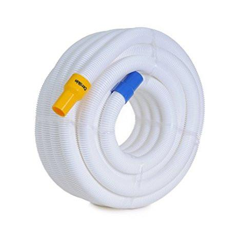 """Certikin 1.5"""" x 9 Metre Floating Vac Hose CX9 - Swindon Pool Hot Tub & Spa Chemicals And Accessories"""