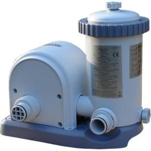 Intex Filter Pump for 18ft Metal Frame Pool - Swindon Pool Hot Tub & Spa Chemicals And Accessories