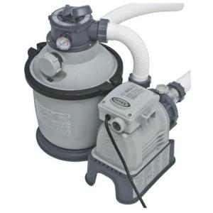 Intex Krystal Clear Filter Pump Pack 0.25hp 4m3 - Swindon Pool Hot Tub & Spa Chemicals And Accessories