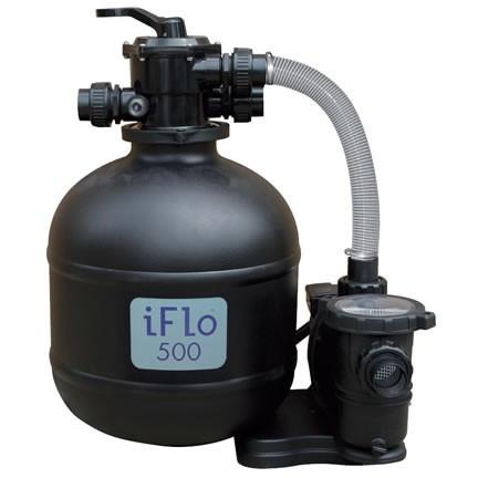 IFlo 500 0.75hp Pump 20in Filter Package - Swindon Pool Hot Tub & Spa Chemicals And Accessories
