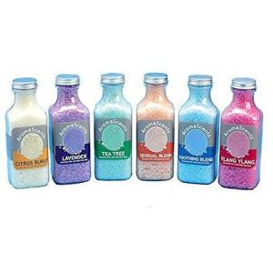 Aromascents Spa & Hot Tub Aromatherapy Crystals -One Of Each - Swindon Pool Hot Tub & Spa Chemicals And Accessories