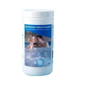Spa Bromine Infused Granules -1kg - Swindon Pool Hot Tub & Spa Chemicals And Accessories