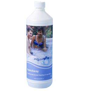 AquaSparkle Foam Away -1lt - Swindon Pool Hot Tub & Spa Chemicals And Accessories