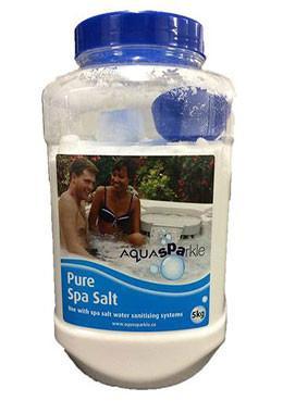 AquaSPArkle Pure Spa Salt 5kg