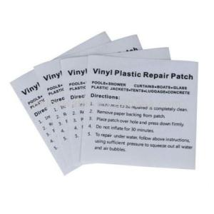 repair kit for Swimming Pool Puncture Repair Patch Kit for Bestway Intex Heavy Duty- Pack Of 5 Patches - Swindon Pool Hot Tub & Spa Chemicals And Accessories