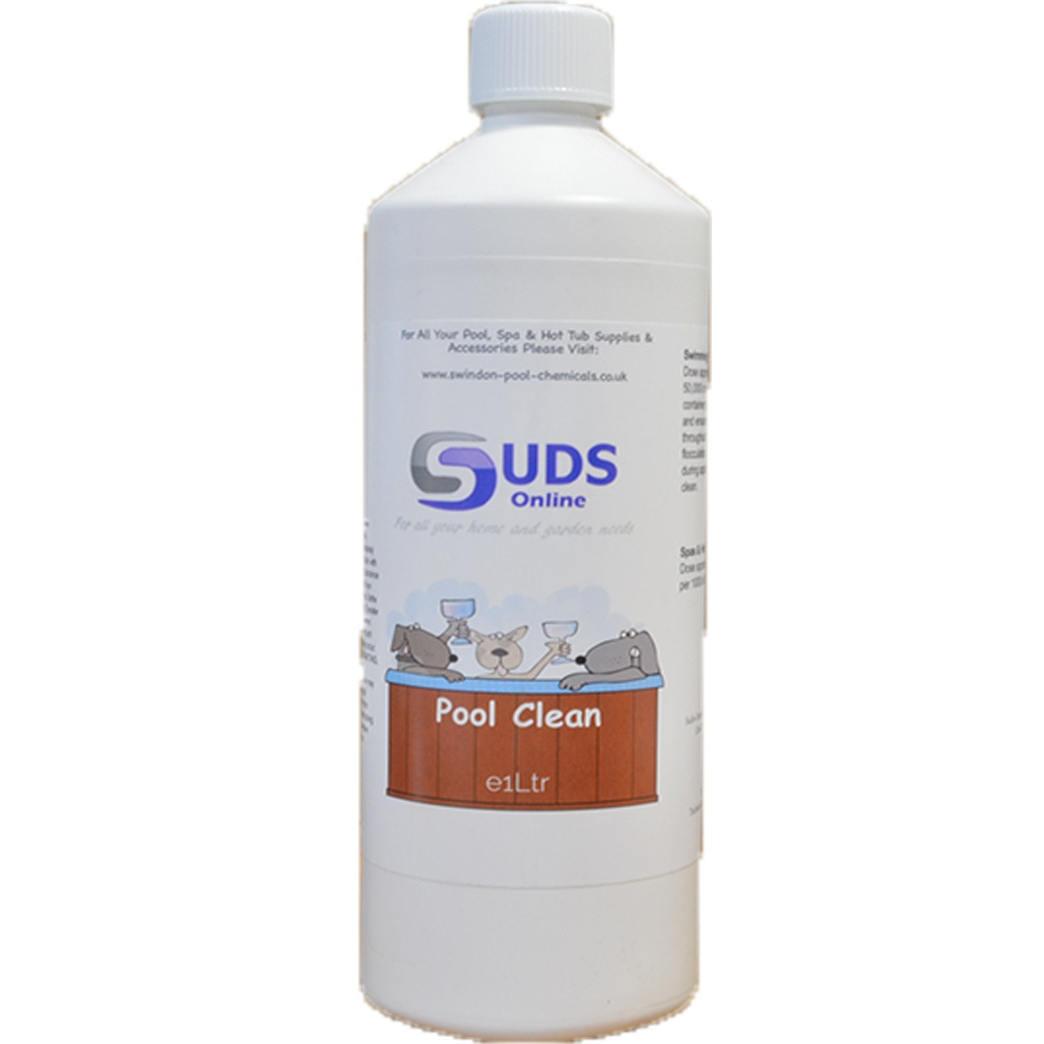 Spa Sparkle For Hot Tubs And Swimming Pools (Clarifier Clean Water Floc)