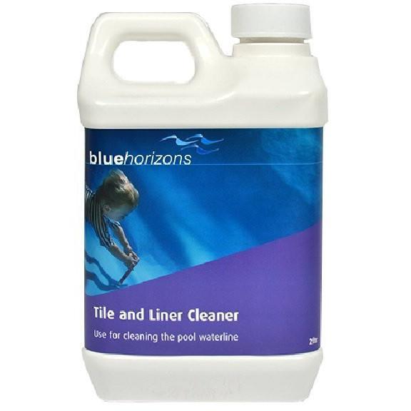 Blue Horizons Swimming Pool Tile Amp Liner Cleaner 2ltr
