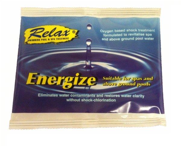 Energise Oxidiser Clarifier Sachet 30g