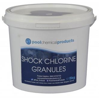 PCP- SHOCK CHLORINE GRANULES