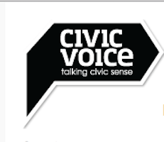 Civic voice logo