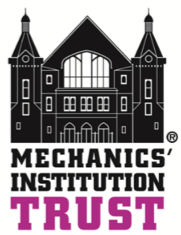 Mechanics' Institution trust logo - Mechanics institution public consultation