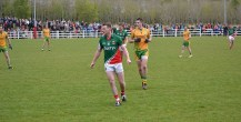 Mayo Captain Swinford's Aiden Campbell