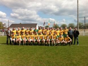 Donegal/Mayo Garda Team