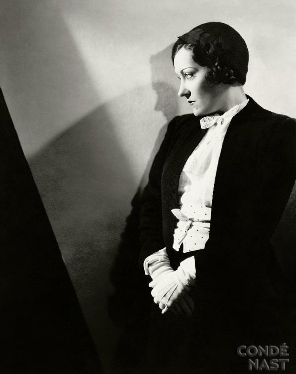 e3e7537e18f Yves Saint Laurent did not invent the tuxedo for women! – Swing ...