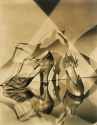 Evening shoes by Vida Moore, 1927