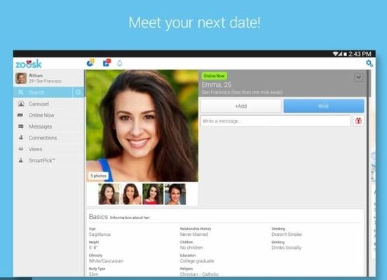 Unlock zoosk messages How to