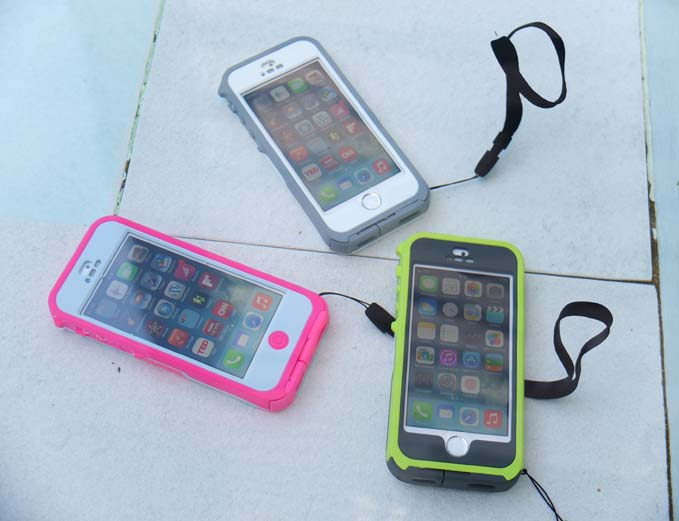 OtterBox Preserver Series Launch Water Submerged