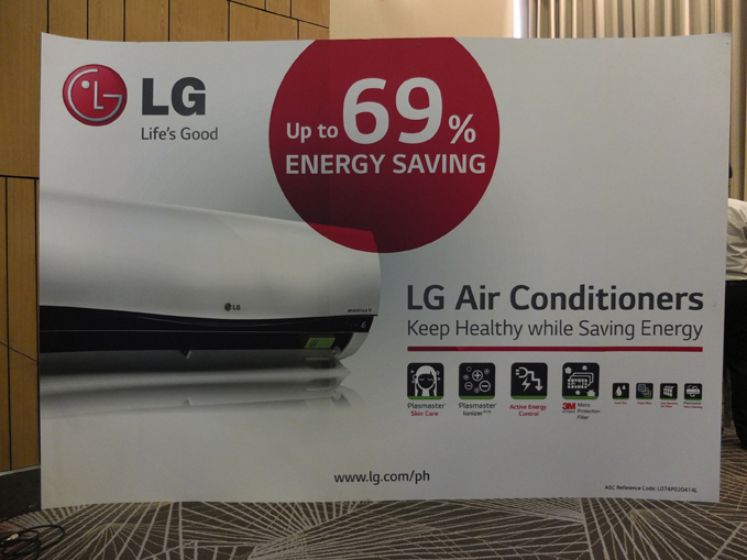 Lg Launches Cost And Energy Efficient Inverter V