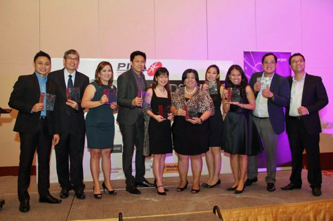 Philam Assrt Management at the 8th PIFA Awards