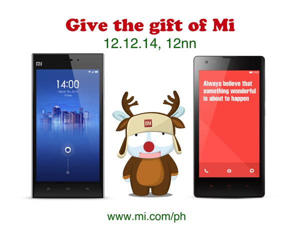 Xiaomi Gift of Mi