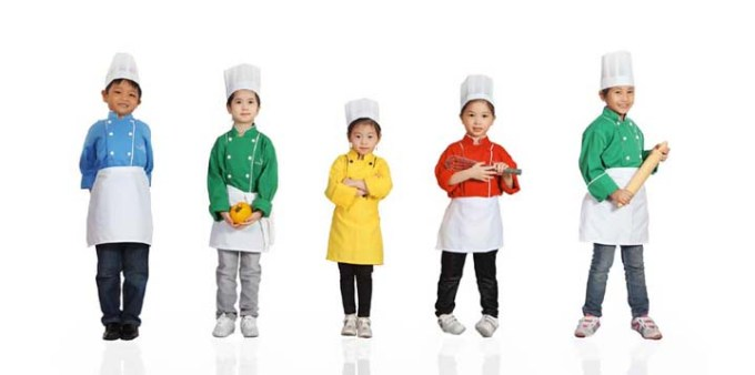Crowne Plaza Manila Galleria, Little Chefs