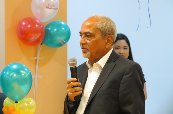 Sujit Baksi, Chief Executive, Tech Mahindra Business Services Group (BSG)