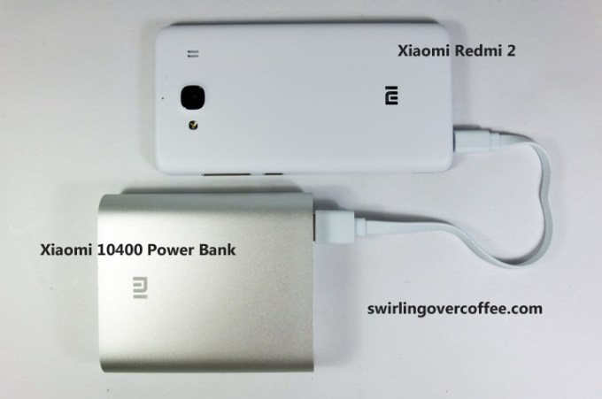 Xiaomi Redmi 2, Xiaomi 10400 power bank